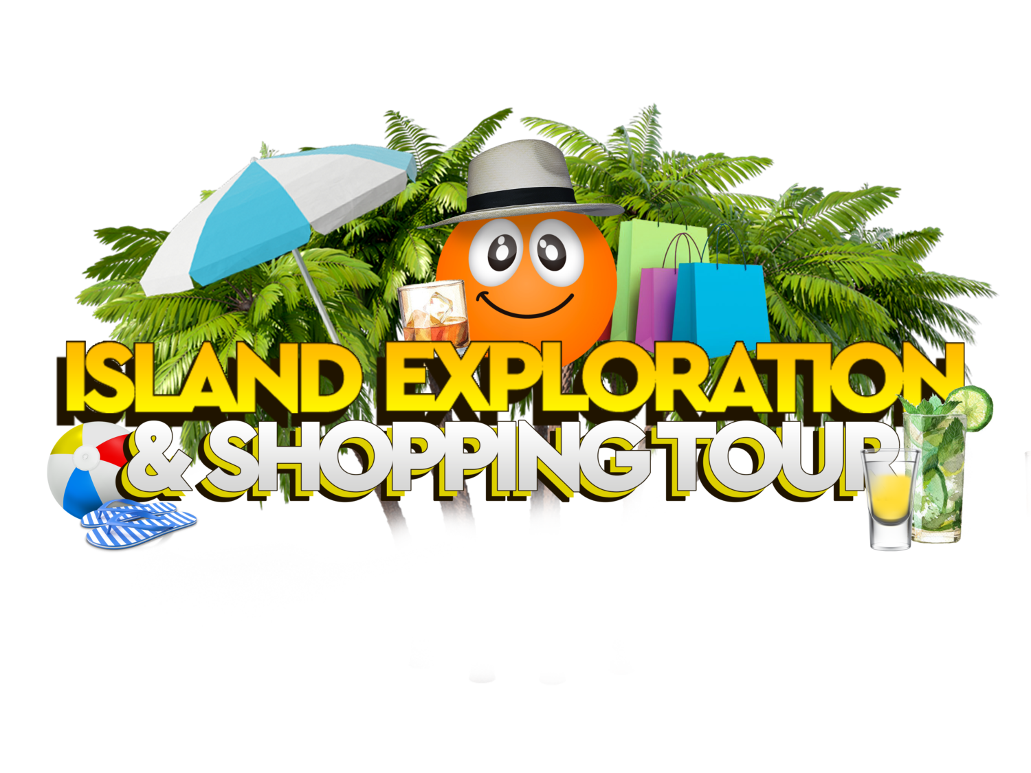 ISLAND EXPLORATION AND SHOPPING TOUR