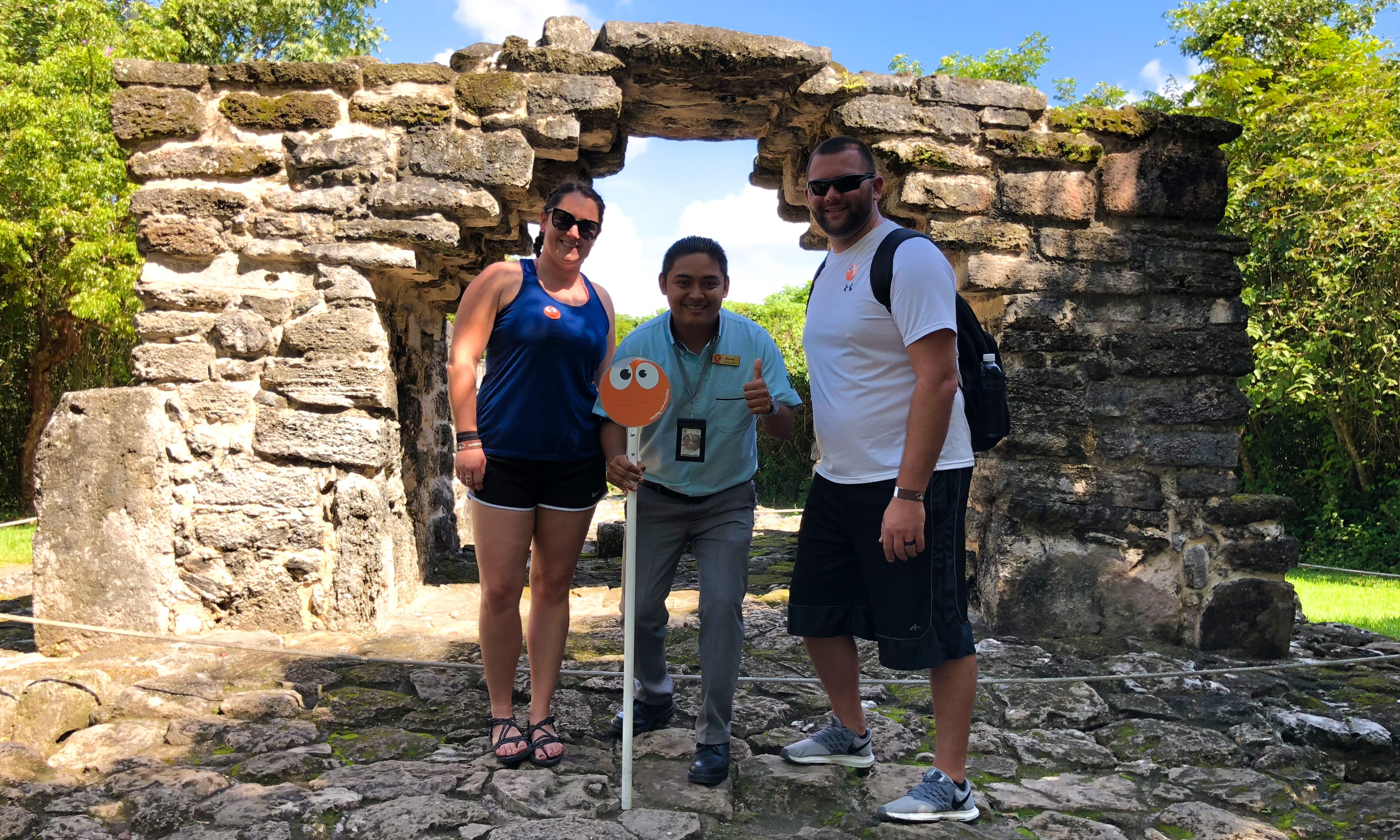 ULTIMATE COMBO MAYAN RUINS, SNORKELING & LUNCH